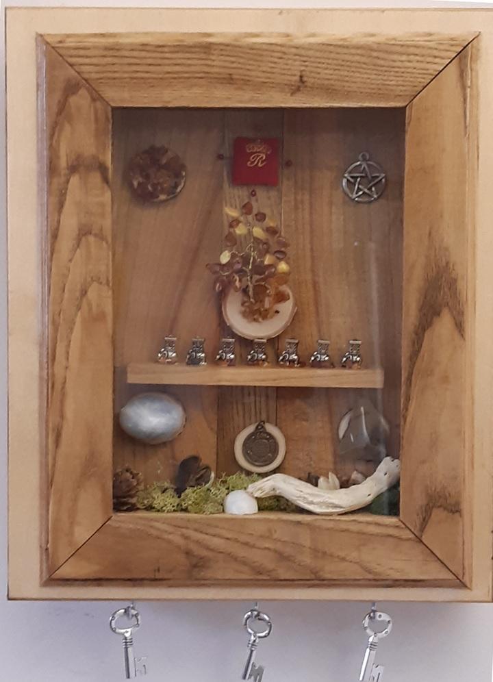 Raktų dėžutė  ,,Ramybė ir išmintis,,+dovana R 11004