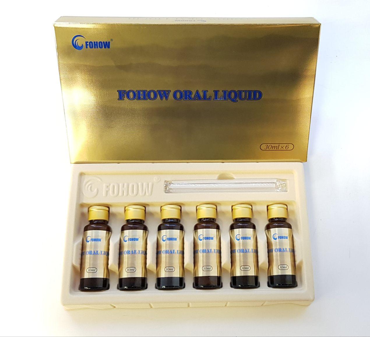 Fohow Oral Liquid Feniksas (Imperatoriškasis, Karališkas kordicepsas) R00046